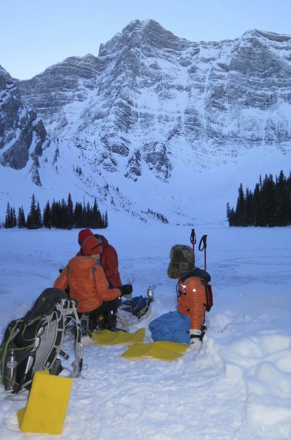 Rawson Lake Snowshoe, Three Mountain Family Hikes, Take A Hike With Your Children