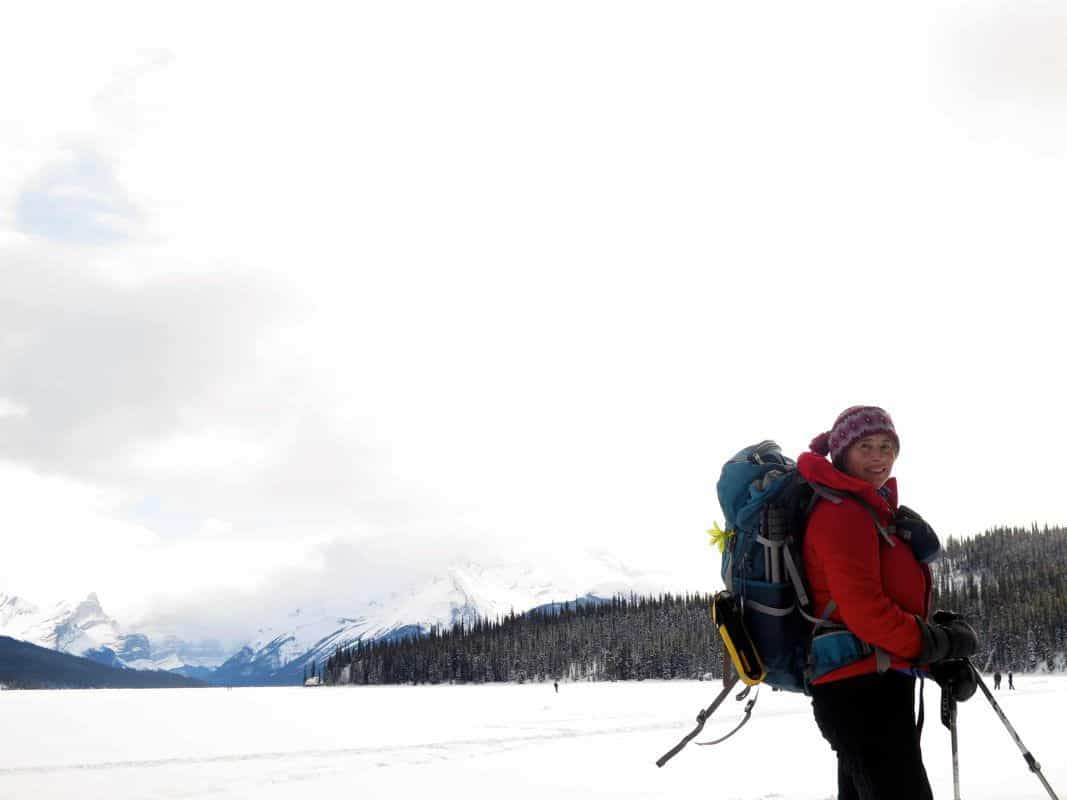 take a hike with your children,three mountain family hikes,families closer to nature,maligne lake,jasper national park