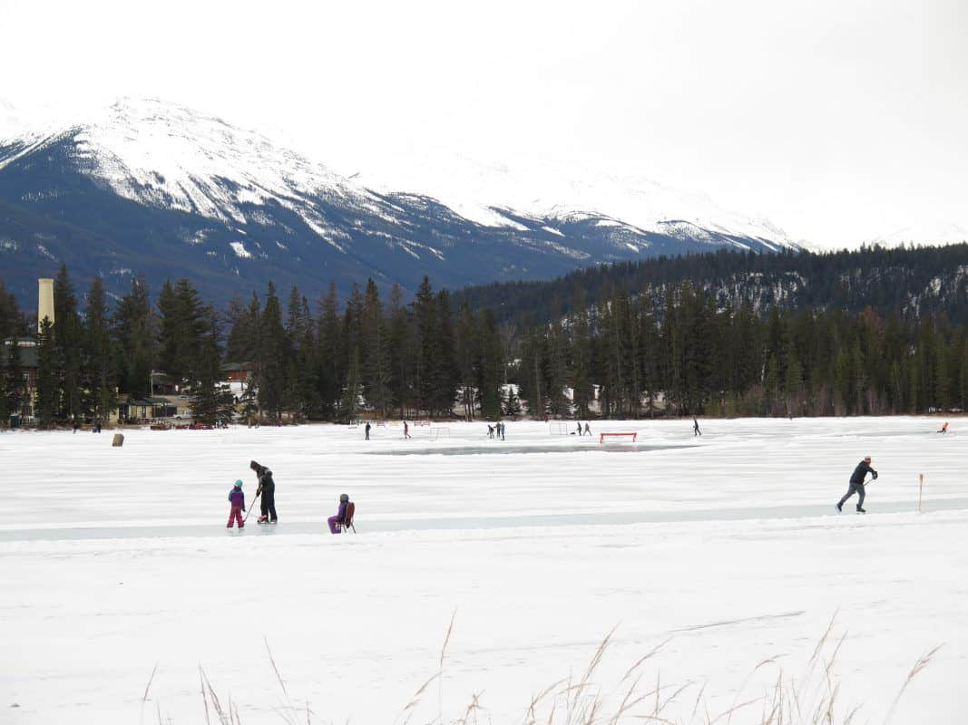 take a hike with your children,three mountain family hikes,families closer to nature,Lake Mildred Ice Park,Jasper Park Lodge,jasper national park