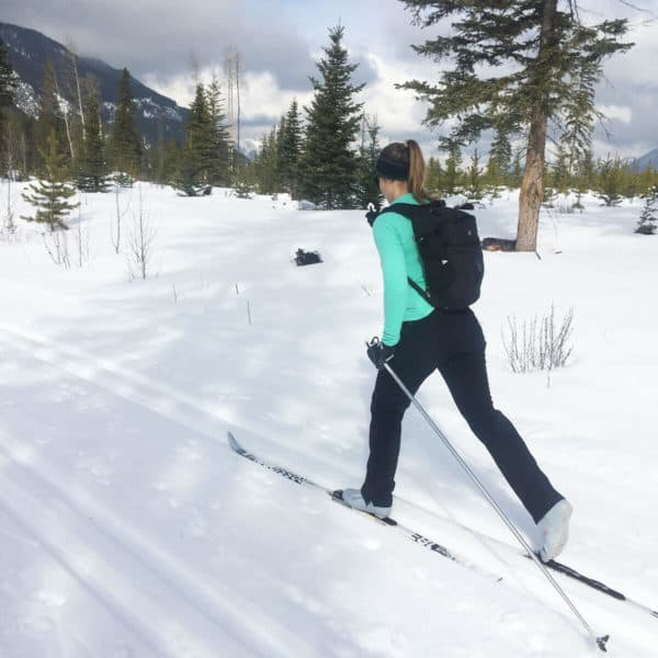 Cross Country Skiing Lessons in Banff