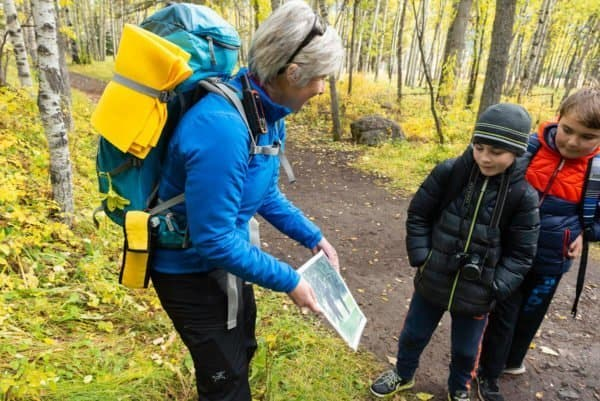 Homeshool Nature Programs With Families Calgary Cochrane