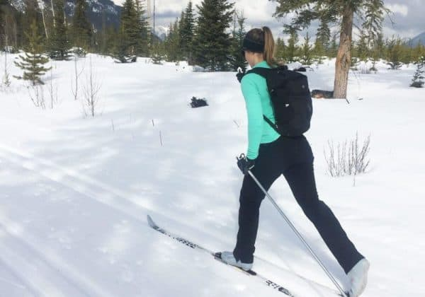 Cross Country Skiiing Lessons in Banff