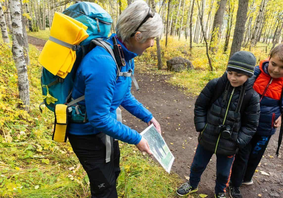 Homeshool Nature Programs With Families Calgary Cochrane