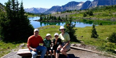 Family-Friendly Hiking At Sunshine Meadows = Amazing!