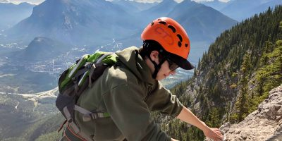 Banff, Mt. Norquay's Via Ferrata: 10 Reasons to Book This Thrilling Activity With Your Teens.