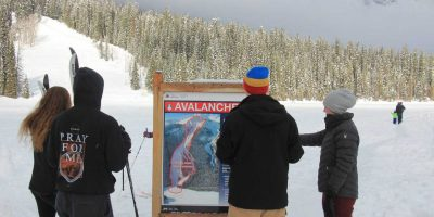 How To Avoid Hiking In Avalanche Terrain In The Winter: Family-friendly, beginner winter hikes.