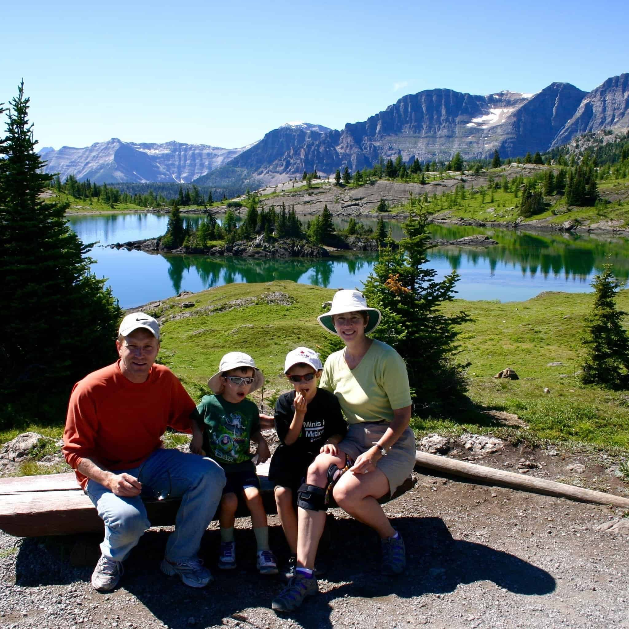 Sunshine Meadows Summer 2008, Family picture 2